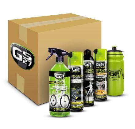 Pack Découverte GS27 Cycle