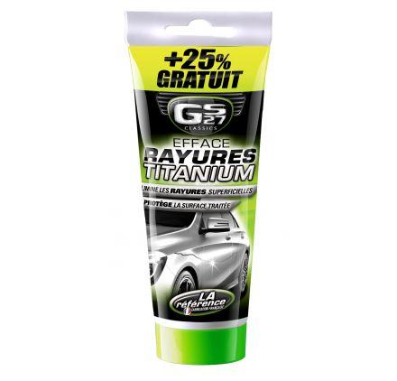 Efface Rayures Titanium 150 g + 25%