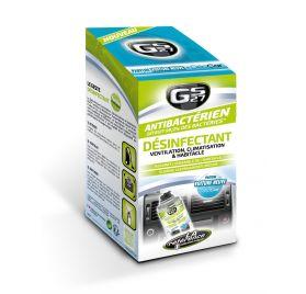 Désinfectant Ventilation, Climatisation & Habitacle New Car - recto